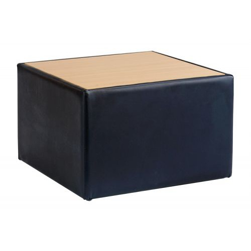 Face Coffee Table Black